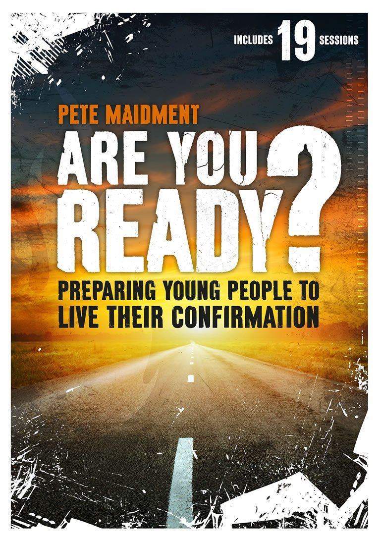 'Are You Ready?' book cover