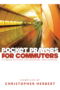 Pocket Prayers for commuters cover