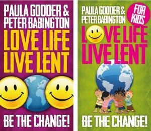 Love Life Live Lent covers
