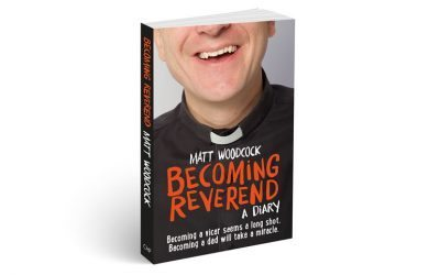 Becoming Reverend Book Design