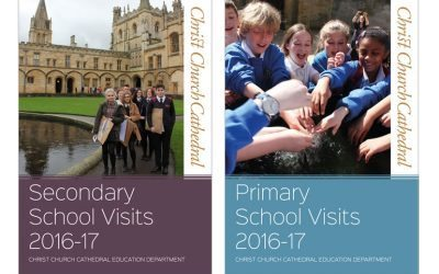 Christ Church Cathedral – Education booklets