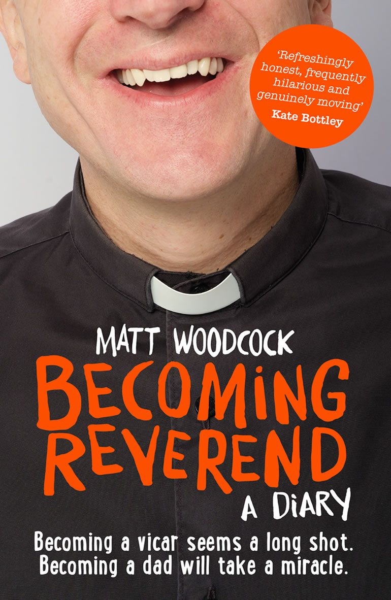 Becoming Reverend front cover