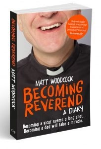 Becoming Reverend Cover 3D