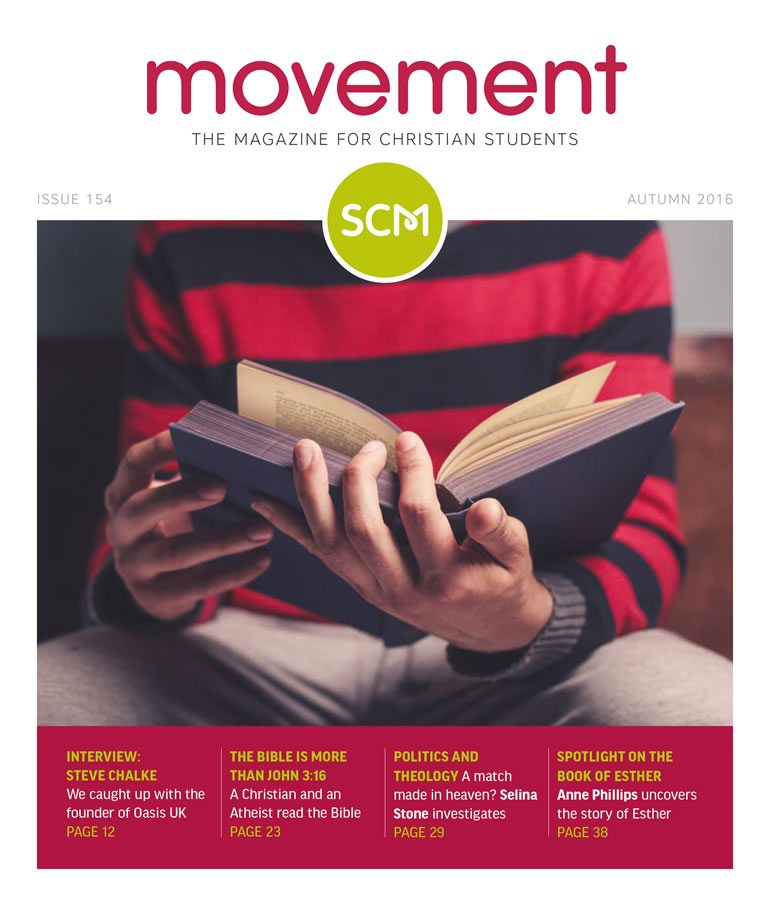 Movement magazine front cover