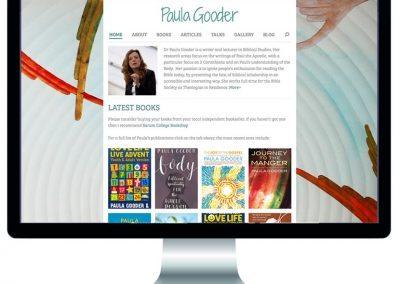 Paula Gooder's Website