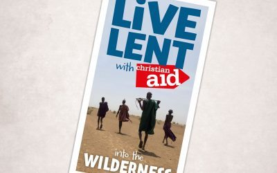 Into the Wilderness with Christian Aid