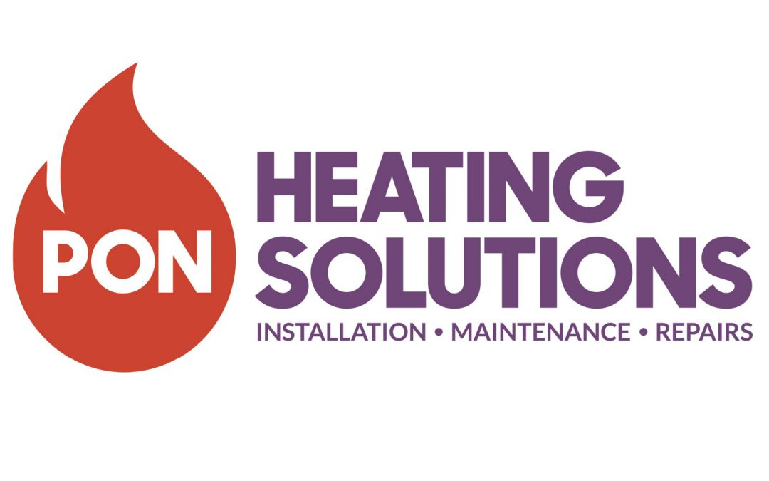 It's heating up this summer – branding for PON Heating Solutions