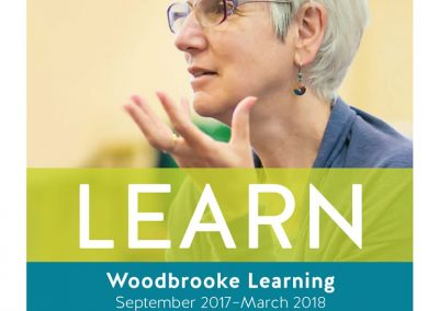 Woodbrooke – Learn Courses Brochure