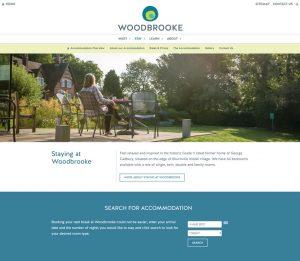 woodbrooke.org.uk - Accommodation landing page