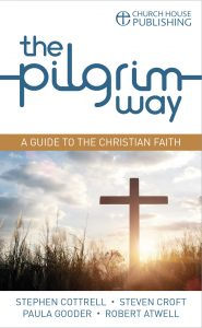 Pilgrim way cover design