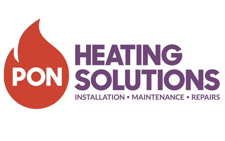 PON Heating Solutions logo