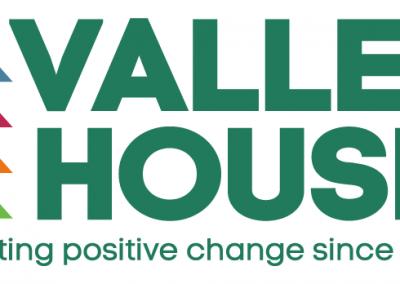 Valley House branding