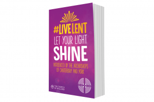 Live Lent: Let Your Light Shine book cover