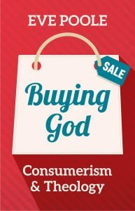 Buying God book cover. Author Eve Poole
