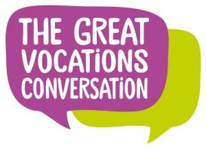 The Great Vocations Conversation logo
