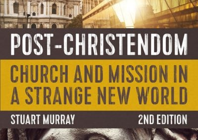 Post-Christendom by Stuart Murray