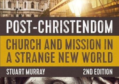 Post-Christendom by Stuart Murray