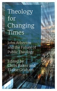 Theology for Changing Times cover design by Penguin Boy