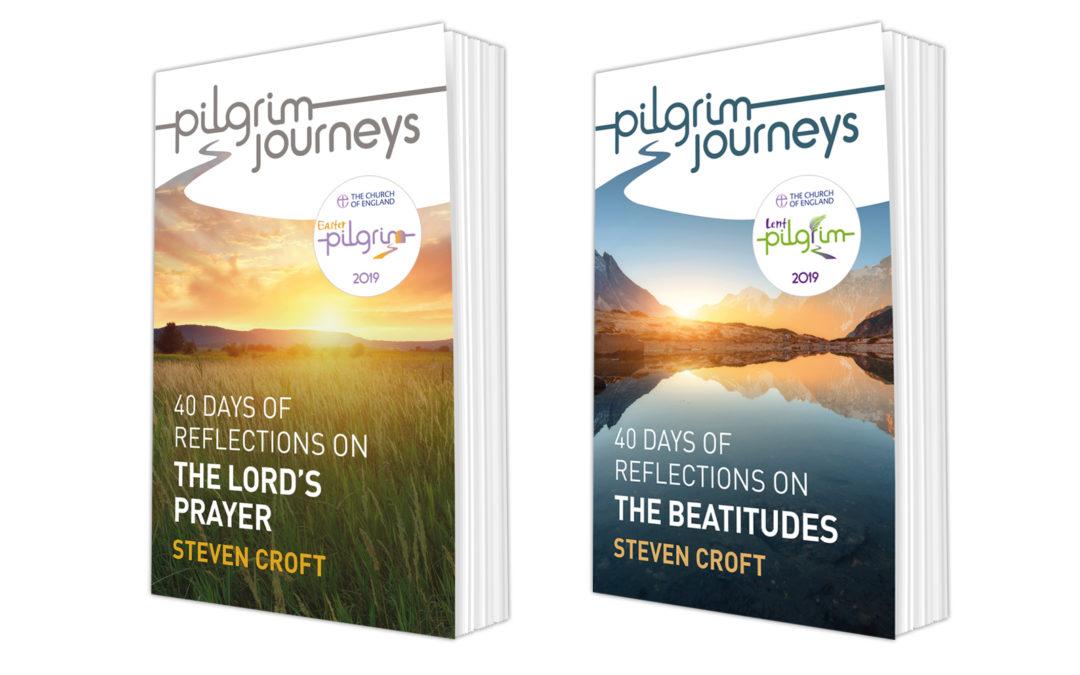 Pilgrim Journeys; The Lord's Prayer and the Beatitudes
