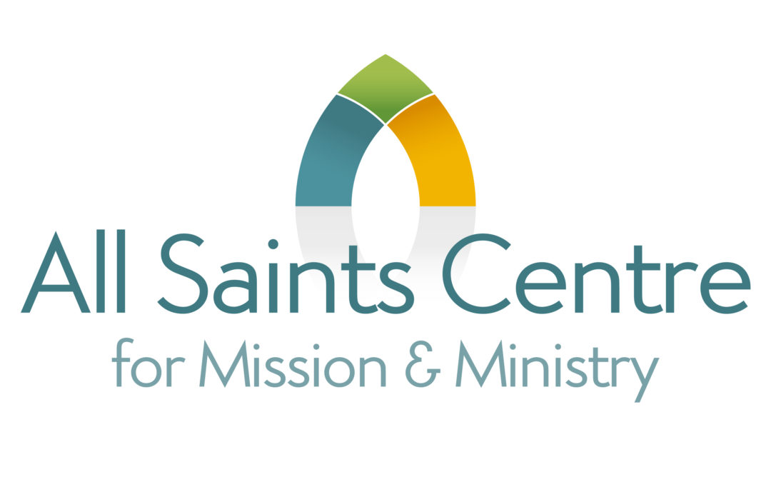 All Saints Centre branding