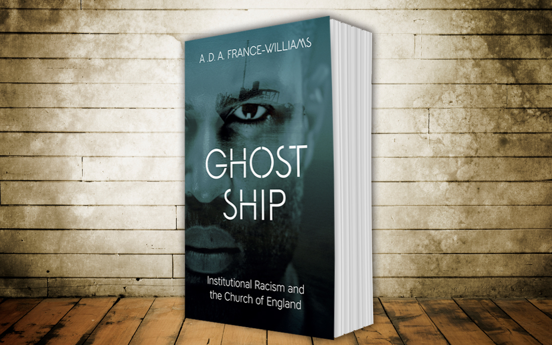 Ghost Ship by A.D.A France-Williams
