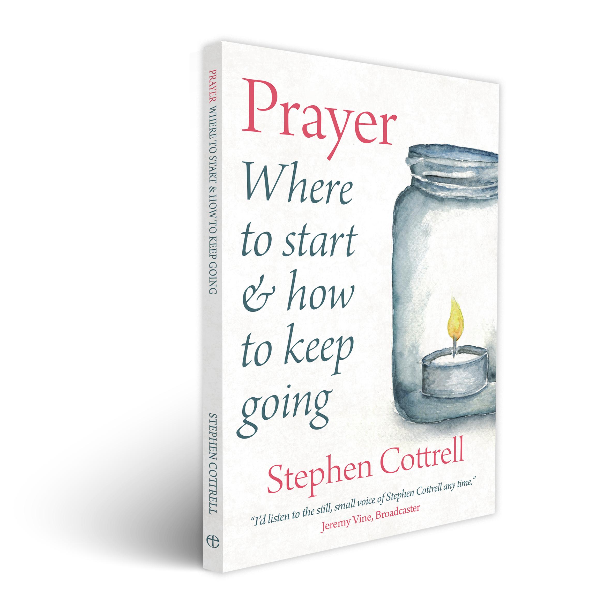 Prayer by Archbishop Stephen Cottrell 3D version