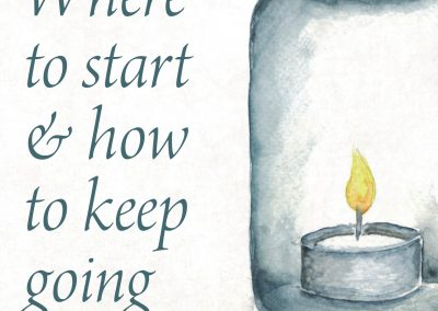 Prayer – Where to Start & How to Keep Going by Stephen Cottrell