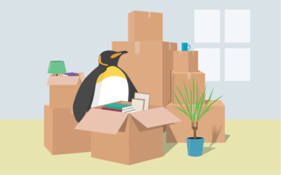 Penguin Boy has moved!